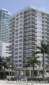 Sea Air Towers Hallandale South Florida Condos